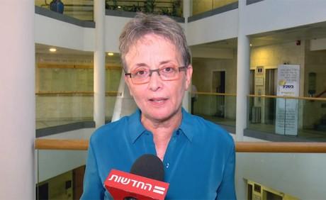 """לאה גולדין: """"נתניהו בוגד בביטחון חיילי צה""""ל"""""""